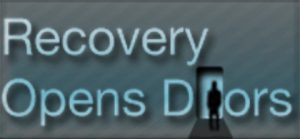 Recovery Opens Doors logo
