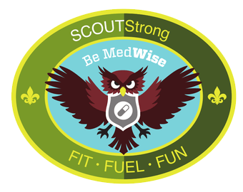 Scout Strong logo